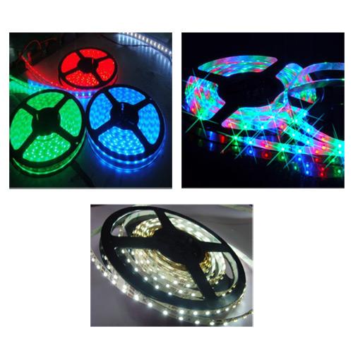 Tira LED 3528 5m 60-120 leds