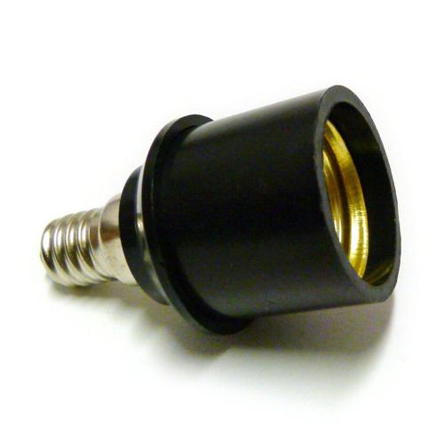 Adaptador E27 a E14