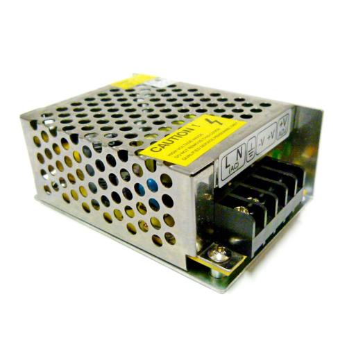 F. alimentación 220VAC/12VDC